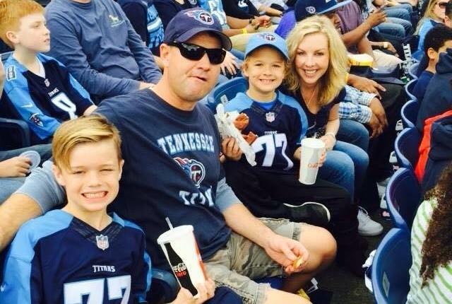 Titans Family Pic